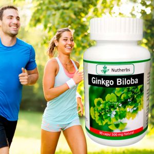 Ginkgo Biloba, Previene el envejecimiento