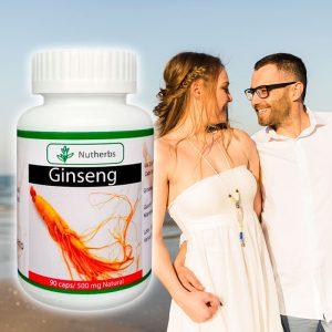Ginseng, Mejora tu capacidad física, multivitamínico