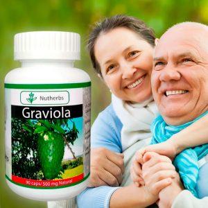 Graviola, Inmunoestimulante natural, anticancerígeno