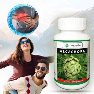 Alcachofa, Hepatoprotector 100% Natural