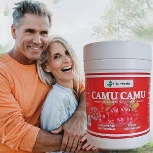 Camu Camu, Fortalece el sistema Inmunológico