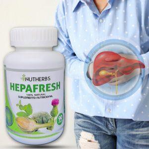 Hepafresh, Producto natural para el Hígado