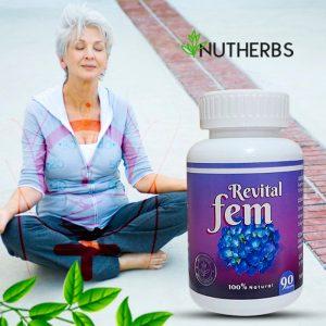 Revital Fem, Producto para la menopausia